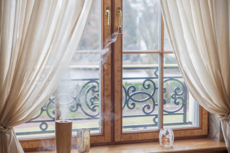 Okna drewniane, drzwi drewniane
