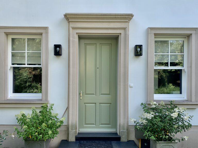 Drzwi – styl angielski